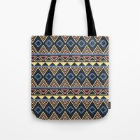 marley Tote Bags featuring Marley by Tess Ellis