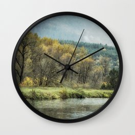 Time Waits for No One Wall Clock