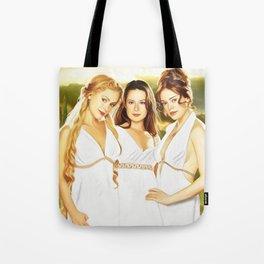 Charmed Goddesses Tote Bag