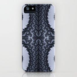 Fractal Art - Glacier I iPhone Case