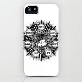SEVEN iPhone Case