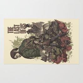 The Last of Us Artwork Rug