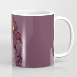 Rusty Zombie Robot Coffee Mug