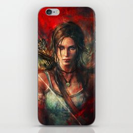 Rebirth iPhone Skin