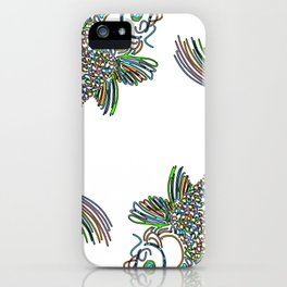 Pisces the Fishes iPhone Case