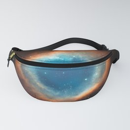 God's Eye Nebula Deep Space Telescopic Photograph No. 2 Fanny Pack