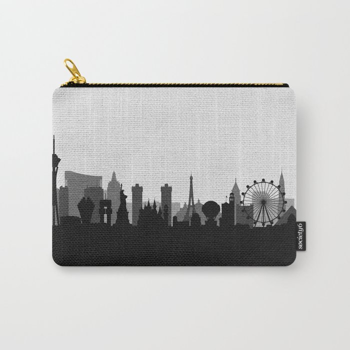 City Skylines: Las Vegas (Alternative) Carry-All Pouch