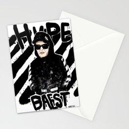 hypebaest series Stationery Cards