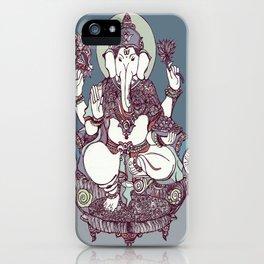 Ganesha iPhone Case