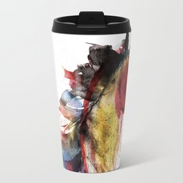 Horse (Running Happiness Detail) Travel Mug