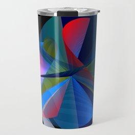 opart imaginary -13- Travel Mug
