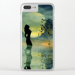 dreamdance Clear iPhone Case
