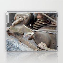 Rusty Harley Laptop & iPad Skin