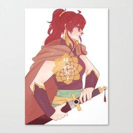 Older Yona Canvas Print