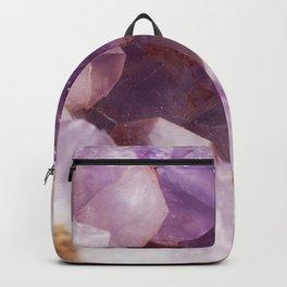 Fairy Crystal Geode Backpack