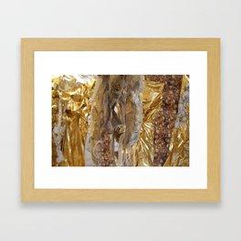 Named II Framed Art Print