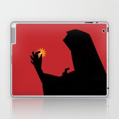 Pearl - A figure offers up a pearl Laptop & iPad Skin
