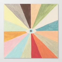 Big Brother - Colors Canvas Print