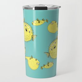 Circle of Fugu Travel Mug