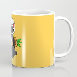 A Penguin and a Carrot walk into a hockey practice.. Coffee Mug