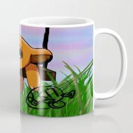 Chibi Simba Coffee Mug