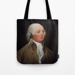 President John Adams Tote Bag