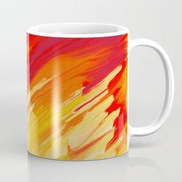 Come Aflame Painting Coffee Mug