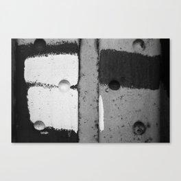Roshach Test #17 Canvas Print