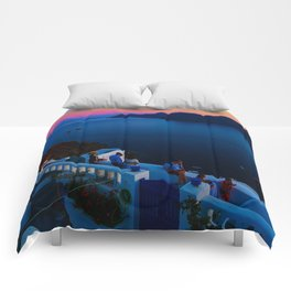 Oia Comforters