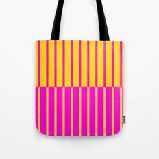 Canary Zebra Plays Piano Tote Bag