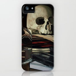 Vanitas iPhone Case