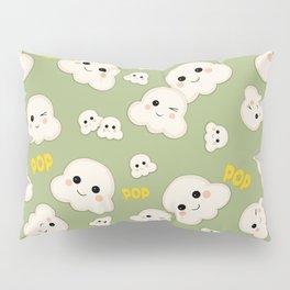 Cute Kawaii Popcorn pattern Pillow Sham