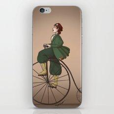 Victorian Biker iPhone & iPod Skin