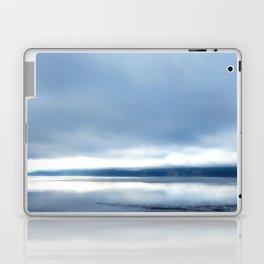 Soft winter sky Laptop & iPad Skin