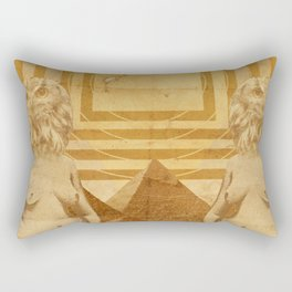 Brave New World Rectangular Pillow