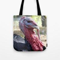 turkey Tote Bags featuring Turkey by Gerstnecker Design