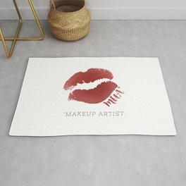 MUA *Makeup Artist Rug