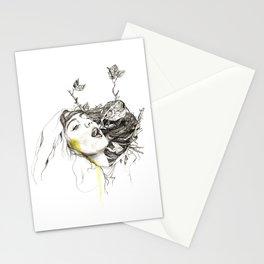 Bird Feeding Stationery Cards