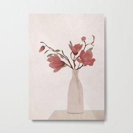Vase Metal Print