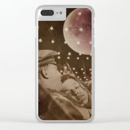 sometime valentine Clear iPhone Case