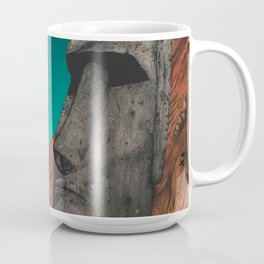 Easter Island 1 Coffee Mug