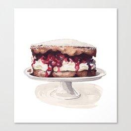 Cake Time! Canvas Print