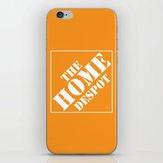Home Despot iPhone Skin
