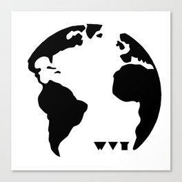 World Vision Youth Canvas Print