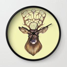 Guardian of dreams Wall Clock