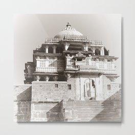 Exotic Dreams India Metal Print
