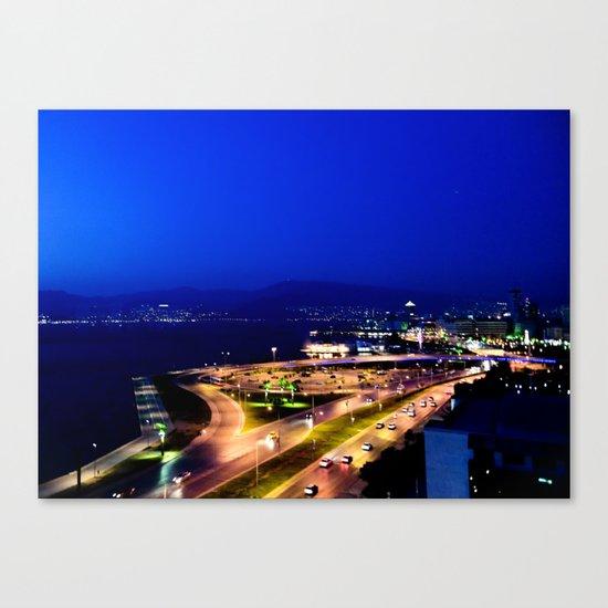 Izmir I Canvas Print
