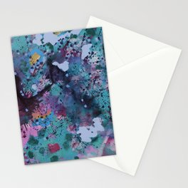 Sparkling nature in summer Stationery Cards