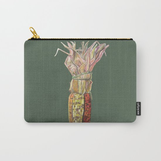 Colorful Corn for Thanksgiving, Autumn, Harvest, and the Holidays Carry-All Pouch