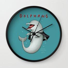 Dolphang Wall Clock